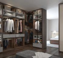 Towarto wiedzieć oaranżacji garderoby