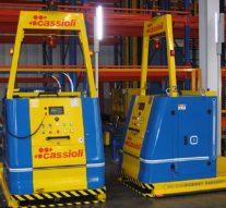 Technologia wózków automatycznych