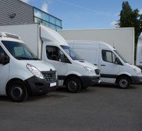 Standardowe wyposażenie samochodów dostawczych dotransportu międzynarodowego