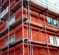 Elementy konstrukcji rusztowania