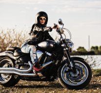 Damskie kurtki motocyklowe – nietylkodojazdy!